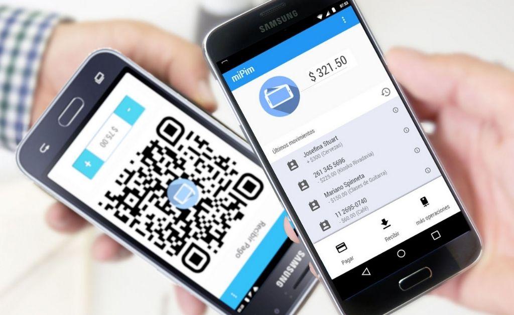 Con este plan de los pagos QR el Banco Central espera una explosión de los pagos digitales Crédito: Gentileza