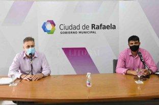 Rafaela: el Área Metropolitana coordina recursos para enfrentar emergencias