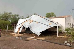 Jujuy: un temporal de viento y lluvia causó destrozos en varias localidades