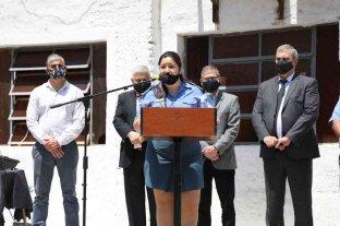 Natalia Castillo dirige la cárcel de Las Flores