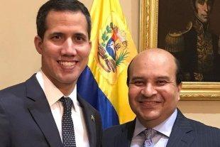 """La Justicia venezolana acusa a un asesor de Guaidó de """"financiar el terrorismo"""""""