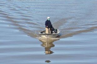 Habilitan actividades náuticas desde el sábado en la provincia - Embarcado. Desde el sábado permitirán la navegación y la pesca, tanto de embarcados como desde la costa. -