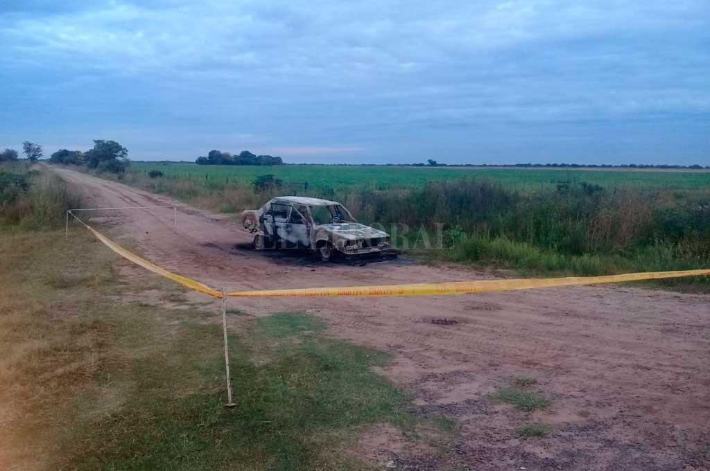 La tragedia ocurrió en un camino rural ubicado en jurisdicción de Alejandra (departamento San Javier), a la vera de la ruta provincial 1. Crédito: Archivo El Litoral