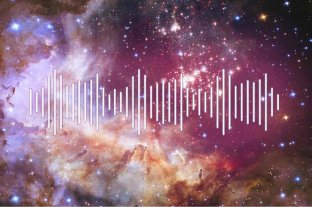 Así suena el Universo: NASA publicó una playlist con sonidos capturados desde el espacio