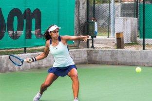 La argentina Lourdes Carlé es semifinalista en el W15 de Monastir, en Túnez