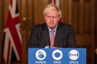 El gobierno británico se resiste a una segunda cuarentena total como la de Francia y Alemania