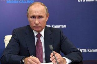 Putin afirma que no habrá confinamiento en Rusia pese al récord de casos y muertes por Covid-19