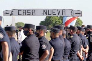 """La policía comenzó el desalojo del campo """"Casa Nueva"""""""