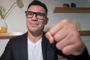 """El boxeador """"Maravilla"""" Martínez hará show por streaming"""