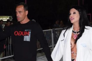 Se separaron Charlotte Caniggia y Roberto Storino