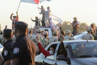 Proyecto Artigas abandonó el campo y Dolores Etchevehere fue detenida por unas horas