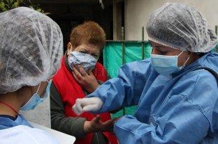 Más de 13.000 nuevos casos y 372 muertes por coronavirus en el país -  -