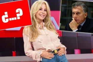 """Graciela Alfano contó que Mauricio Macri le propuso """"hacer un trío"""""""