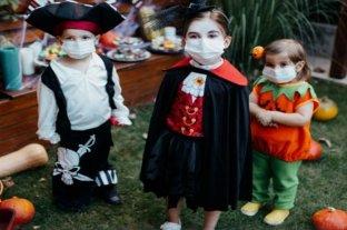 Consejos para celebrar Halloween durante la pandemia