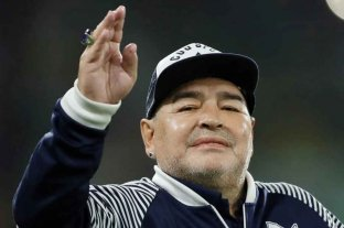 Agustina Cosachov, la nueva mujer en la vida de Diego Maradona -