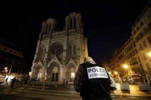 Detienen en Francia a un hombre que habría contactado con el autor del atentado de Niza