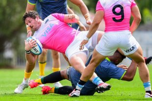 Los Pumas vencieron al combinado Australia Rugby Selection por 19 a 15