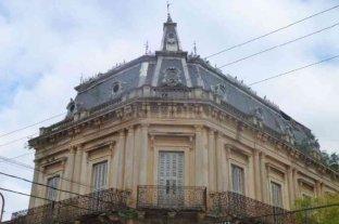 Destacan la recuperación y puesta en valor del Palacio Stoessel en Esperanza