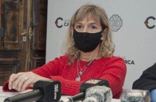 El ministra de Salud de Catamarca y parte de su equipo dieron positivo por coronavirus