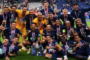 Suspendieron la Copa de Francia a causa de la pandemia de coronavirus