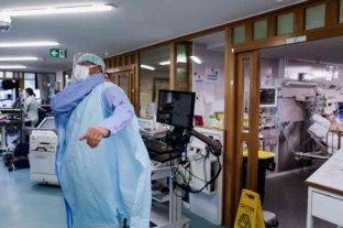 El sistema de salud de Bélgica está al borde del colapso por el coronavirus