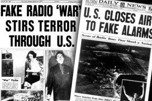 """Se cumplen 82 años del pánico desatado por la """"invasión alienígena"""" en Estados Unidos"""