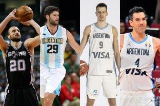 Argentinos en la NBA: La lista histórica de todos los jugadores