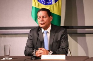 El vicepresidente de Brasil respalda vacuna china y contradice a Bolsonaro
