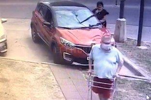 Detuvieron a una ladrona crónica e impiadosa
