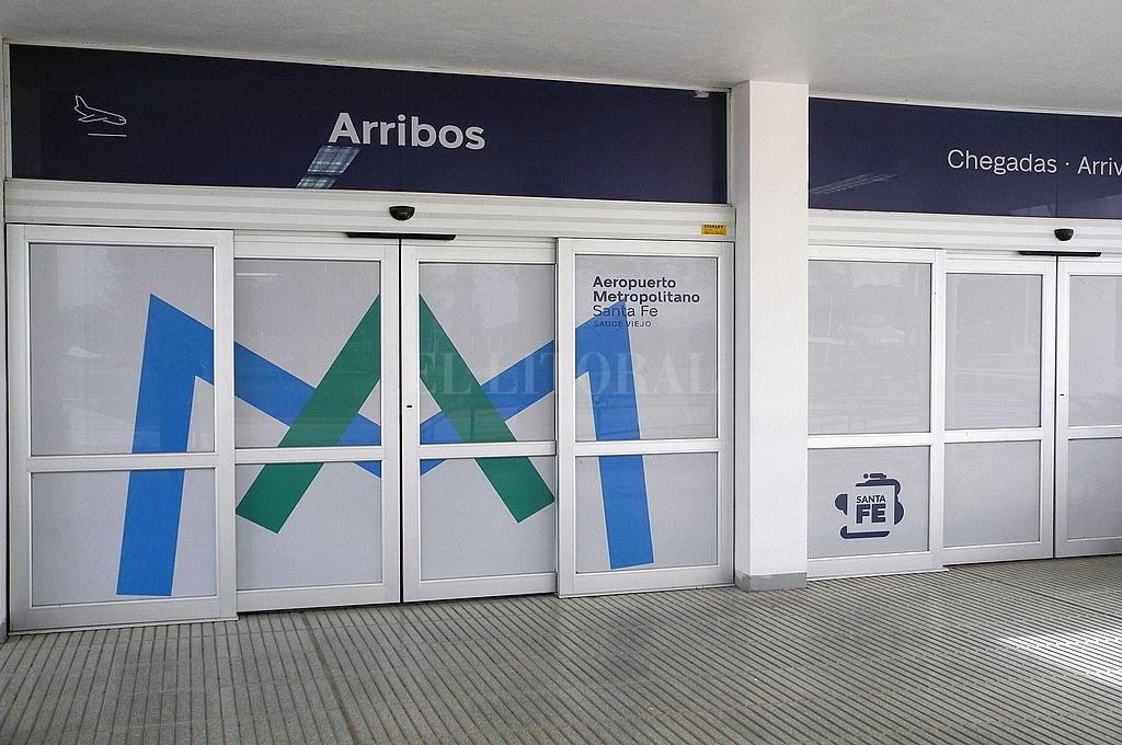 Este sábado se retoman los vuelos entre Santa Fe y Buenos Aires -  -