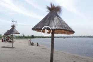 Santo Tomé prepara su temporada de playa para el verano