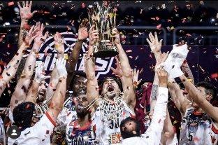 Quimsa se consagró campeón de la Champions League Américas tras vencer a Flamengo