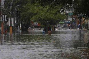 México: fuertes lluvias en Tabasco dejaron más de 51 mil personas afectadas