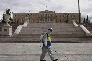 Grecia anunció un confinamiento parcial ante la propagación del Covid-19