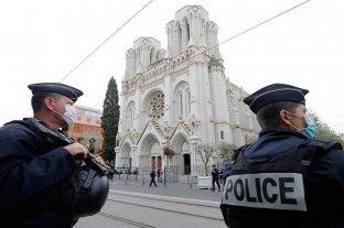 Francia: detienen a un tercer sospechoso por el ataque en Niza