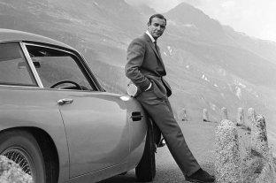 La carrera de Sean Connery en imágenes
