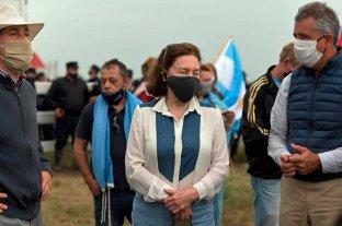 """La madre de los Etchevehere criticó a Grabois: """"Nunca puso el pecho, dirigió cobardemente desde Buenos Aires"""""""