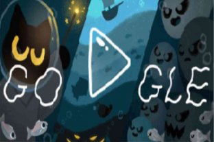 Google celebra Halloween con un divertido Doodle
