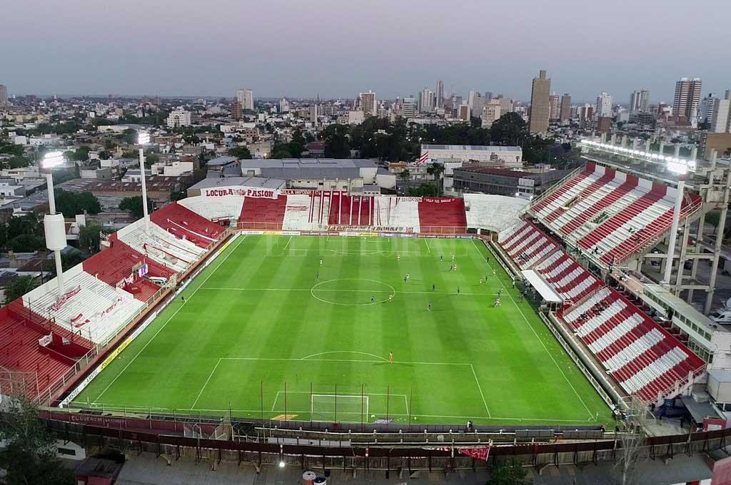 El Ministerio de Seguridad canceló el partido entre Unión y Arsenal -  -
