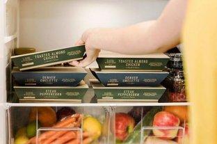 Nestlé compró la empresa estadounidense de entrega de comidas Freshly
