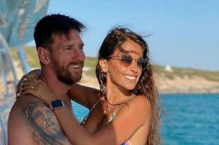 Messi y Antonella Rocuzzo  enfrentan rumores de separación
