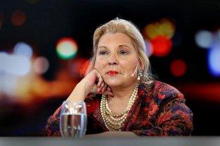 """Carrió le contestó a los senadores que la trataron de """"gorda"""": """"Los machos feos no se pueden curar"""""""