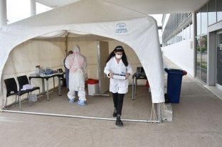 Covid: 1.725 casos en la provincia y 264 en la ciudad de Santa Fe -