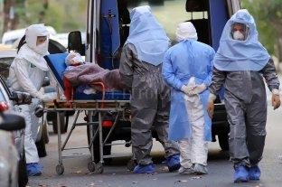 Informan 9.745 casos y 211 muertes por coronavirus en el país