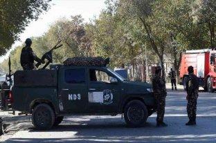 Afganistán: casi 30 muertos en una serie de ataques talibanes