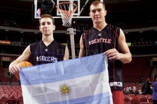 A 20 años del desembarco argentino en la poderosa NBA