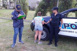 Rechazan la domiciliaria para la esposa del narco Vicente Pignata