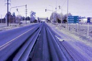 """Ruta 33: """"Uno se queda atónito por la precariedad y abandono de este corredor clave"""""""