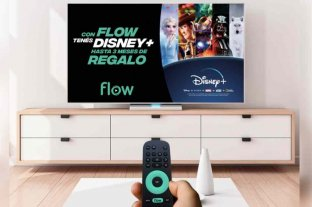 Flow integra a Disney+ a su plataforma y lanza una oferta exclusiva para sus clientes