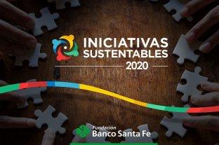Iniciativas Sustentables 2020: Fundación Banco Santa Fe seleccionó 37 proyectos y capacitará a más de 350 participantes